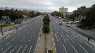 29 Ekim provaları nedeniyle Vatan Caddesi trafiğe kapatıldı