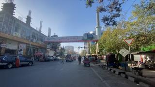 TRT Haber ticaretin durma noktasına geldiği Kabil sokaklarında