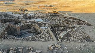 Karahantepe'de tarihe ışık tutacak kazılar sürüyor