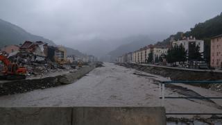 Bozkurt sokakları yeniden sular altında