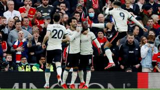 Liverpool'dan ManU deplasmanında tarihi galibiyet