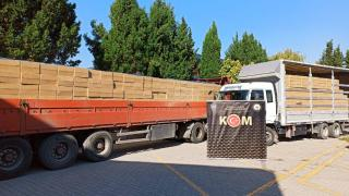 Sakarya'da kaçak 16 milyon 260 bin boş makaron bulundu