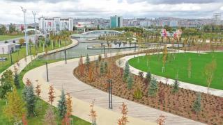 Ankaralılar AKM Millet Bahçesi'nde yeşille buluşacak