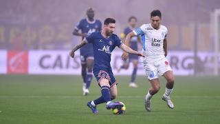 PSG-Marsilya karşılaşmasında gol sesi çıkmadı