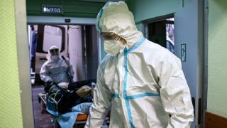 Rusya'da rekor: Bir günde bin 106 ölüm