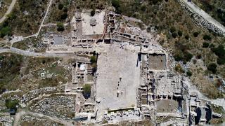 Sagalassos'a ziyaretçi akını
