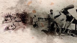 Tarihte ilk savaş uçağını Çılgın Türkler düşürdü