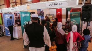 16. Hartum Uluslararası Kitap Fuarı kapılarını açtı