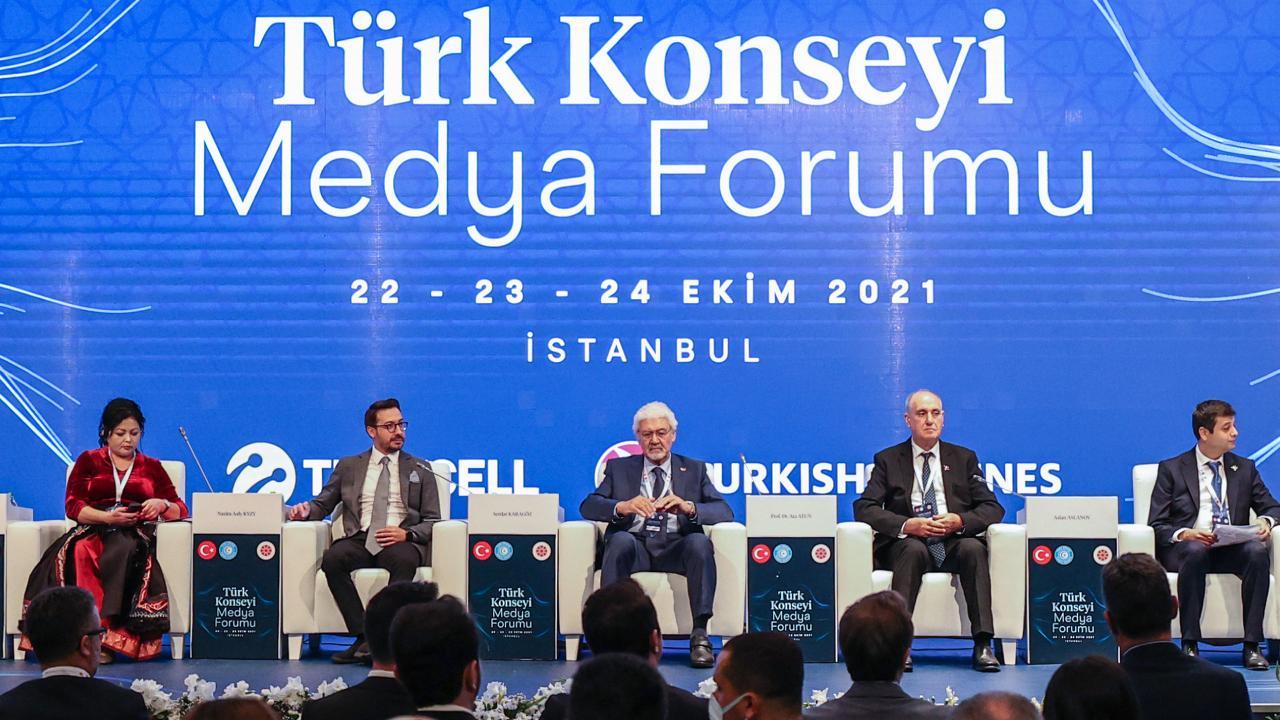 Türk Konseyi Medya Forumu sona erdi
