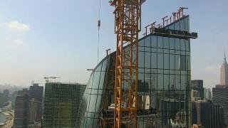 New York'taki Türkevi'nin inşaat süreci 1,5 dakikaya sığdırıldı