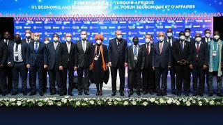 Afrika Zirvesi ticaret hedefine katkı sağlayacak