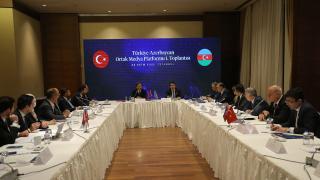 Türkiye-Azerbaycan Ortak Medya Platformu'nda ilk toplantı
