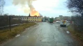 Rusya'da fabrika yangını: 16 ölü