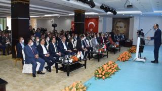 Cumhurbaşkanı Erdoğan, Şırnak'ta Yerel Yönetimler Bölge Toplantısı'na telefonla bağlandı