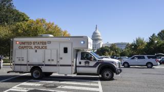 ABD'de bomba ihbarı: Yollar kapatıldı