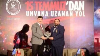 """Kazan'ın Kahramankazan oluşunun 5'inci yılı kutlandı Kazan'a """"Kahraman"""" unvanı verilişinin 5. yıldönümü"""