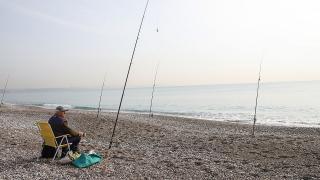 Antalya'da 100 bin lira ödüllü balık tutma yarışması