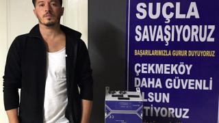 Çekmeköy'de 9 asansör beyni hırsızlığına ilişkin iki şüpheli yakalandı