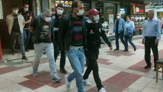 Aydın'da uyuşturucu operasyonu: 9 gözaltı