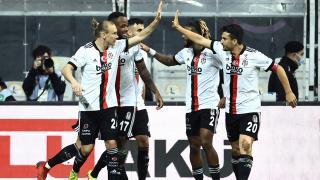 Beşiktaş derbiyi Larin ile kazandı