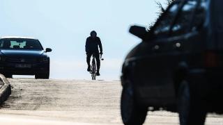 Trafikten kurtulmak için bindiği bisiklet 13 yıldır ulaşım aracı oldu
