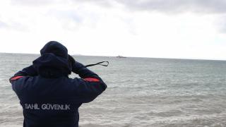 Tekirdağ'da bottan denize düşerek kaybolan kişiyi arama çalışmaları sürüyor
