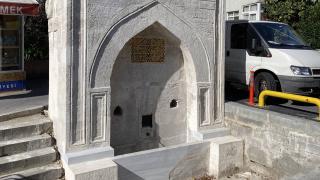 Osmanlı mirası çeşmelerden yeniden su akacak
