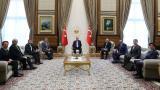 Cumhurbaşkanı Erdoğan, Farasis Enerji CEO'sunu kabul etti