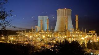 Sakarya'da doğal gaz santralinde korkutan patlama