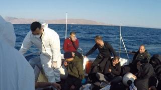 Muğla açıklarında 31 düzensiz göçmen kurtarıldı