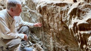 Elazığ'daki dev yarıklar binlerce yıl önceki depremin izlerini taşıyor