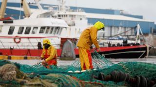 Fransa'dan İngiltere'ye balıkçı sorunu nedeniyle misilleme