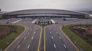 Füzuli Uluslararası Havalimanı'nda hazırlıklar tamamlandı