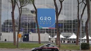 Roma, G20 Liderler Zirvesi'ne hazır