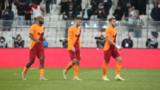 Galatasaray Dolmabahçe'den puansız dönüyor