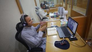 Gazze'deki hafızlık kursuna 82 ülkeden 3 bin öğrenci katılıyor