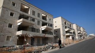 İsrail'den Batı Şeria'da 3 binden fazla yasa dışı konut inşasına onay