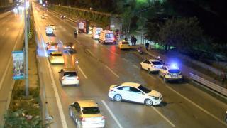 İstanbul'da zincirleme trafik kazası: 3 yaralı