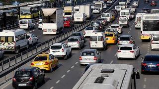 """İstanbul'da Taksim trafiğine """"29 Ekim"""" düzenlemesi"""