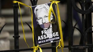 Assange davasında temyiz duruşması başladı