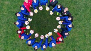 Gazi Lisesi, Kadınlar Futbol 2. Ligi'ne şampiyonluk parolasıyla hazırlanıyor