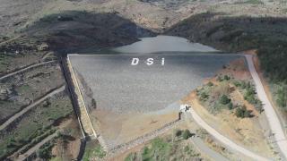 Gümüşhane'de inşa edilen Kırıntı Barajı tamamlandı