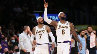 NBA'de Lakers ilk galibiyetini aldı