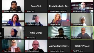 """AA, TRT ve YTB'nin iş birliğinde """"Orta Doğu Medya Temsilcileri Eğitim Programı"""" başladı"""