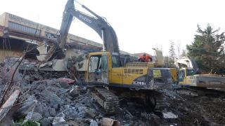 Uyuşturucunun yuvası haline gelen 69 bin 607 metruk bina yıkıldı