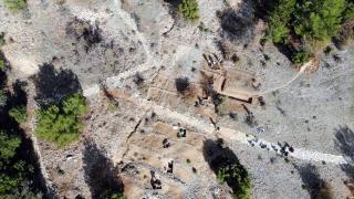 9 milyon yıl öncesine ait fosil alanında yeni buluntulara ulaşıldı