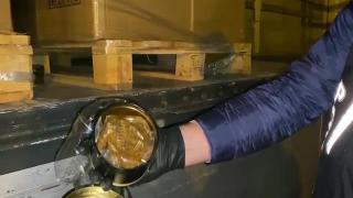 İstanbul'da kaçakçılara göz açtırılmıyor: 16,5 ton nargile tütünü ele geçirildi