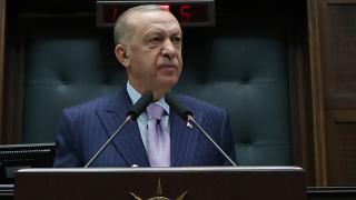 Cumhurbaşkanı Erdoğan: CHP, terör örgütünün oyuncağı HDP'ye teslim oldu