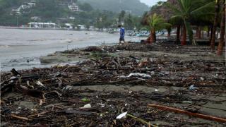 Meksika'da Rick kasırgası: Sel ve heyelan meydana geldi