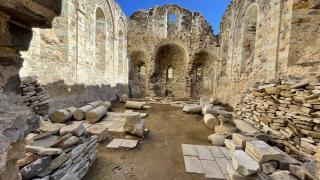 Çakrak Kilisesi restore ediliyor